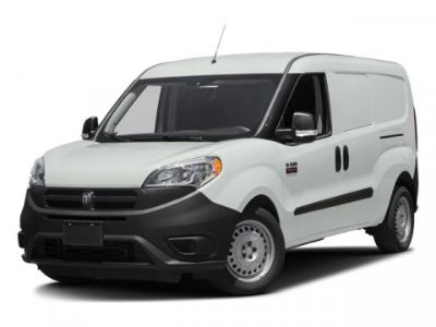 2016 RAM ProMaster City Cargo Van Tradesman (Black Metallic)