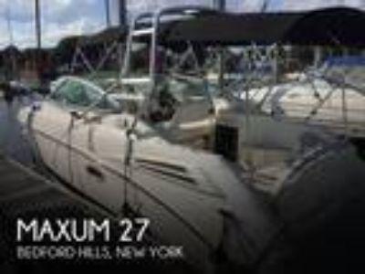 Maxum - 2700 SE