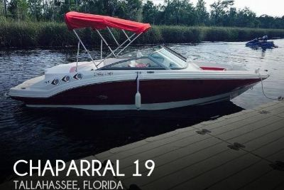 2011 Chaparral 186 SSi