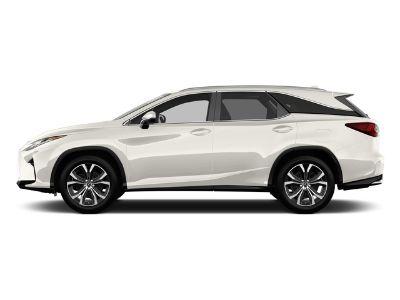 2018 Lexus RX ium (Eminent White Pearl)