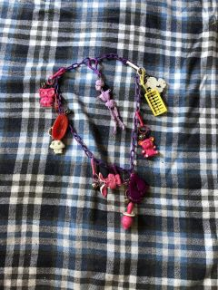 Girls charm necklace ((MOVING SALE))