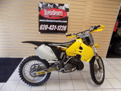1999 Suzuki RM 250 Motocross Off Road Motorcycles Chanute, KS