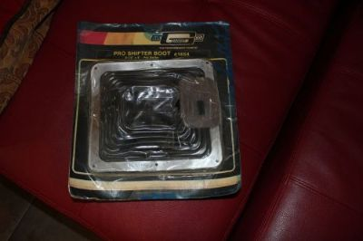 "Sell NEW old stock Mr. Gasket pro-shifter boot #1654 8-1/8""x 8"" FREE SHIPPING motorcycle in Fort Pierce, Florida, United States, for US $20.00"