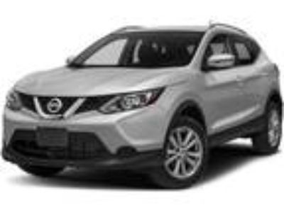 Used 2018 Nissan Rogue Sport Magnetic Black, 8.08K miles