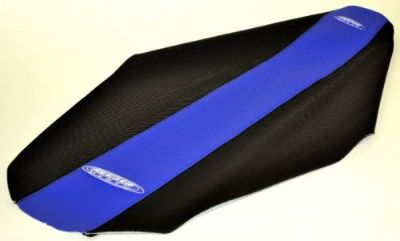 Purchase SDG Dual-Stage Gripper Seat Cover Blue/Black (96734) motorcycle in Holland, Michigan, United States, for US $55.14