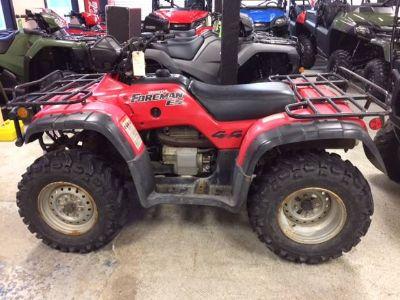 1999 Honda TRX450ES Utility ATVs Littleton, NH