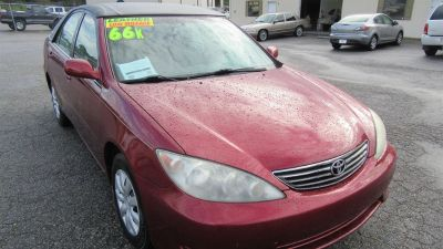 2006 Toyota Camry Standard (Red)
