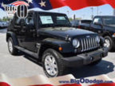 2018 Jeep Wrangler Unlimited Black