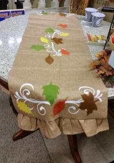 Table Runner-Fall