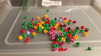 Lego 111 Flowers Group 98