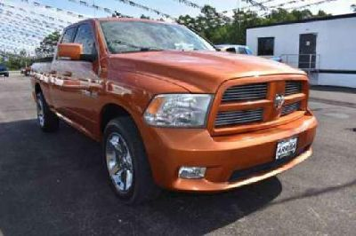 Used 2010 Dodge Ram 1500 Quad Cab for sale