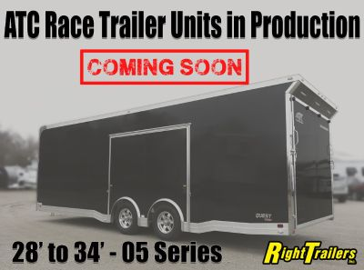 CUSTOM ORDER YOUR NEXT ATC TRAILER