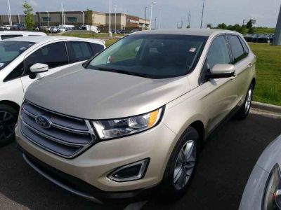 2017 Ford Edge SEL **ONE OWNER**RECENT TRADE**