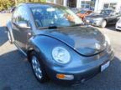 2002 Volkswagen Beetle GLS 2.0L NA I4 single overhead cam (SOHC) 8V