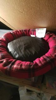 Nwt Pet bed 23x23x6 inch