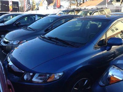 2010 Honda Civic LX (Blue)