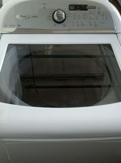 $1,000, WASHER AND DRYER SET  Whirlpool Cabrio Platinum