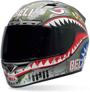 Buy BELL VORTEX FLYING TIGER HELMET SIZE XL X-LARGE FULL FACE STREET HELMET motorcycle in Elkhart, Indiana, US, for US $179.95