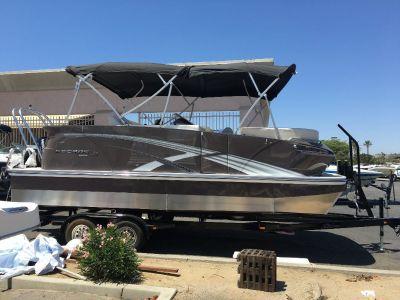 2017 Larson Pontoon Boat 21.6