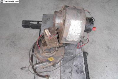 vw gas heater