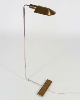 2 Cedric Hartman reading floor lamps
