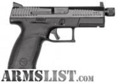 For Sale: CZ P-10 COMPACT 9MM Threaded Barrel 91523
