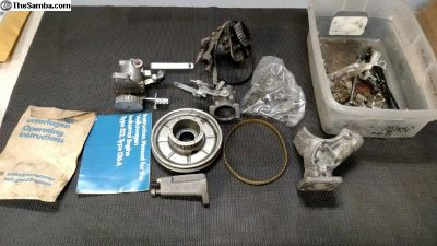 Mostly NOS industrial engine parts LOT