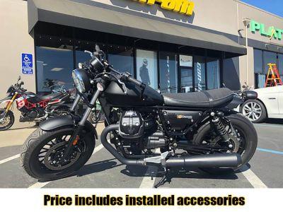 2017 Moto Guzzi V9 Bobber Cruiser Motorcycles Elk Grove, CA