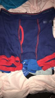 Brand new boy size small boxer brief I have 7 pair