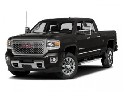 2016 GMC Sierra 2500HD Denali (Iridium Metallic)