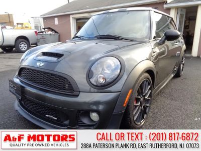 2012 MINI Cooper John Cooper Works (Black)