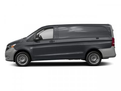 2018 Mercedes-Benz Metris Cargo Van (Flint Gray Metallic)