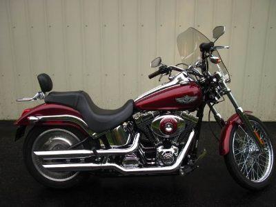 2003 Harley-Davidson FXSTD/FXSTDI Softail Deuce Cruiser Motorcycles Guilderland, NY