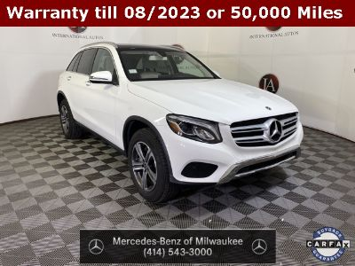 2019 Mercedes-Benz GLC (white)