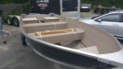 2017 Starcraft VOYAGER/SEAFARER 16TL Aluminum Fish Boats Watercraft Littleton, NH