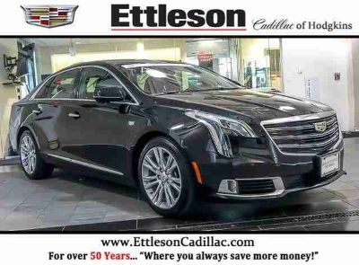 Used 2019 Cadillac XTS 4dr Sdn FWD