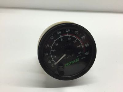 Sell ARCTIC CAT COUGAR PANTERA ZR EXT ZRT SPEEDOMETER GAUGE MPR GAUGE 3582 MILES motorcycle in Gilberts, Illinois, United States