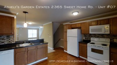 3-Bed/ 2.5 Bath Townhouse w/ Attached Garage & Finished Basement at Ashley's Garden in Amherst, NY