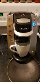 Keurig single-cup brewer