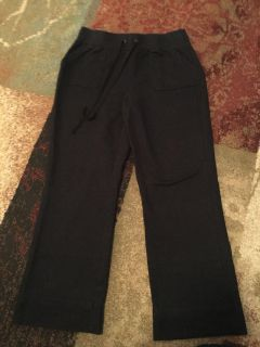 Cato Small blk knit pants - ppu (near old chemstrand & 29) or PU @ the Marcus Pointe Thrift Store (on W st)