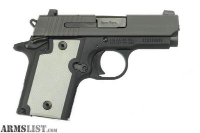 For Sale: SIG SAUER P938 9MM AMBI GREY *LEO SALE ONLY*