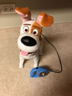 Max from Secret Life of Pets