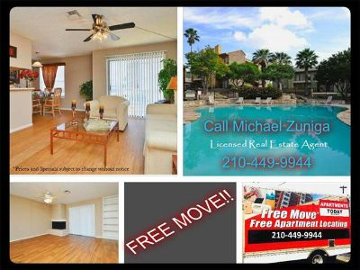 $850, Broken Leases OK -- 3 Pools -- Gated -- Renovated -- Medical Center