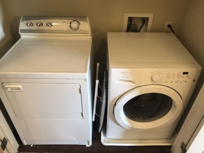 Washer and Dryer!!