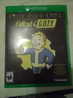 Fallout 4 game of the year version