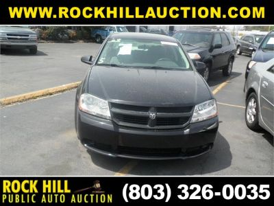 2008 Dodge Avenger SE (Black)