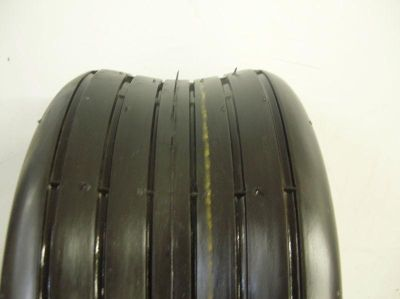 Find New Tire Blem 11 4.00 5 Rib Lawn Mower Zero John Deere Toro 4 Ply Free Shipping motorcycle in Firth, Nebraska, US, for US $20.00