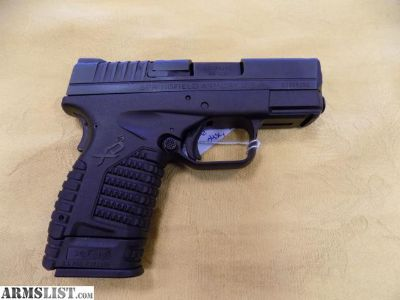 For Sale: Springfield XDs .45 .45ACP compact 3.3""