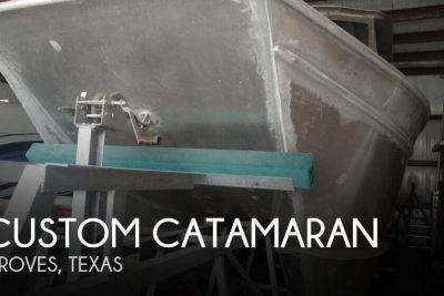2019 Custom Built Catamaran