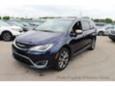 2017 Chrysler Pacifica Limited 4dr Wagon Limited 4dr Wagon Van Automatic 3.6L V6